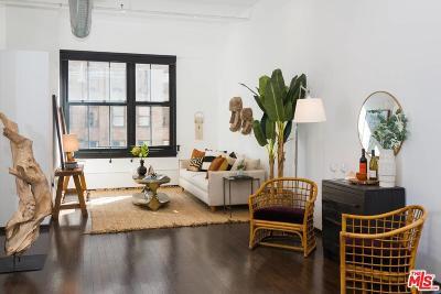 Condo/Townhouse For Sale: 1645 Vine Street #405