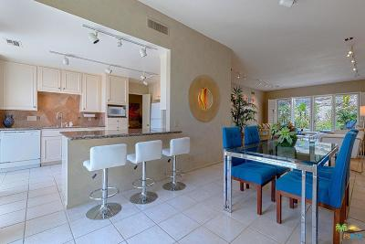 Palm Springs Condo/Townhouse For Sale: 555 West Baristo Road #C31