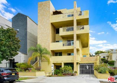 Los Angeles County Condo/Townhouse For Sale: 1634 Malcolm Avenue #3