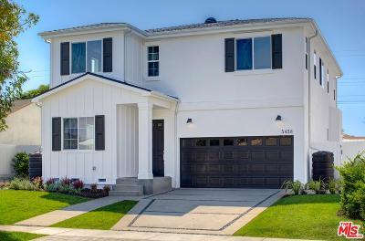 Single Family Home For Sale: 5458 West 76th Street
