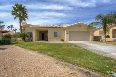 Desert Hot Springs Single Family Home For Sale: 9581 Lido Court