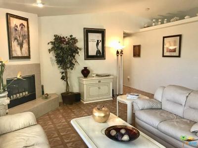 Desert Hot Springs Single Family Home For Sale: 16305 Avenida Monteflora