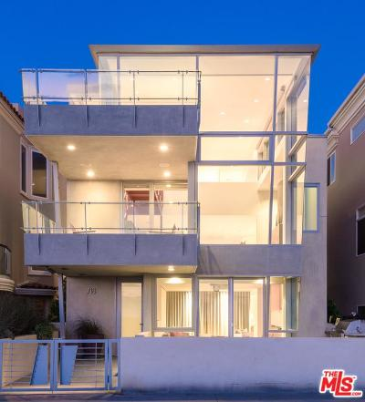 Hermosa Beach Single Family Home For Sale: 718 The Strand