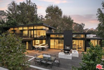 Pacific Palisades Single Family Home For Sale: 921 Rivas Canyon Road
