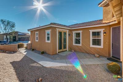 Desert Hot Springs Single Family Home For Sale: 11823 Skylark Street