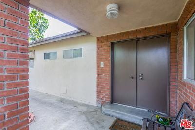 Los Angeles Single Family Home For Sale: 4224 Panamint Street