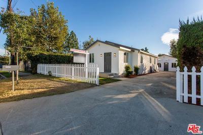 Sylmar Single Family Home For Sale: 12577 Bradley Avenue