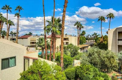 Palm Springs Condo/Townhouse For Sale: 1500 South Camino Real #302A