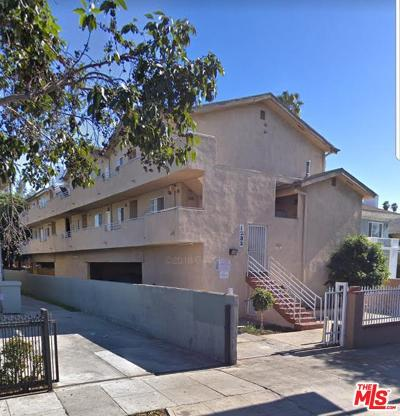 Los Angeles Rental For Rent: 1732 Crenshaw #7