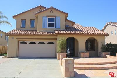 Canyon Country Single Family Home For Sale: 28479 Falcon Crest Drive