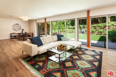 Studio City Single Family Home For Sale: 3154 Laurel Canyon Boulevard
