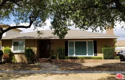 Long Beach Single Family Home For Sale: 1053 East 45th Way