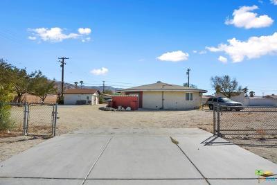Desert Hot Springs Single Family Home For Sale: 13310 La Mesa Drive