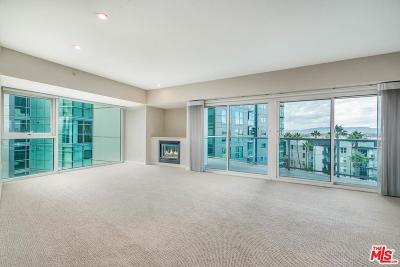 Marina Del Rey Rental For Rent: 13600 Marina Pointe Drive #702