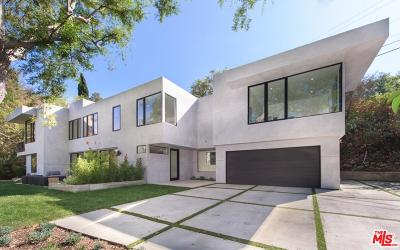 Studio City Single Family Home For Sale: 11144 Sunshine Terrace