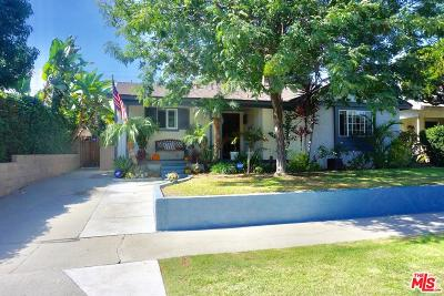 Long Beach Single Family Home For Sale: 2319 Vuelta Grande Avenue