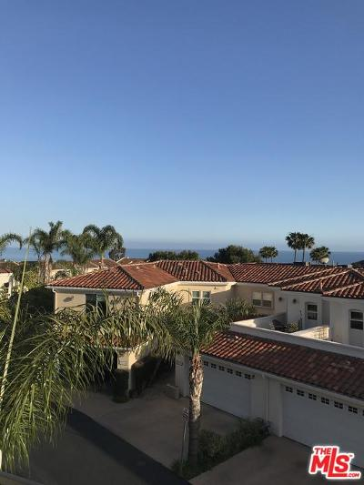 Malibu Condo/Townhouse For Sale: 23951 De Ville Way