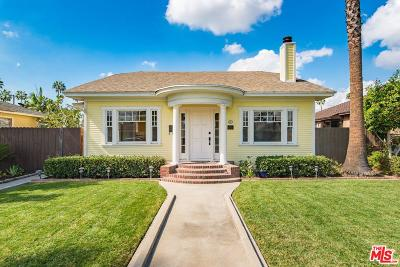 Anaheim Single Family Home For Sale: 615 North Lemon Street