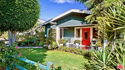 Single Family Home For Sale: 736 Micheltorena Street