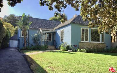 Los Angeles County Single Family Home For Sale: 163 North Bowling Green Way