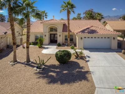 Desert Hot Springs Single Family Home For Sale: 9431 Clubhouse Boulevard