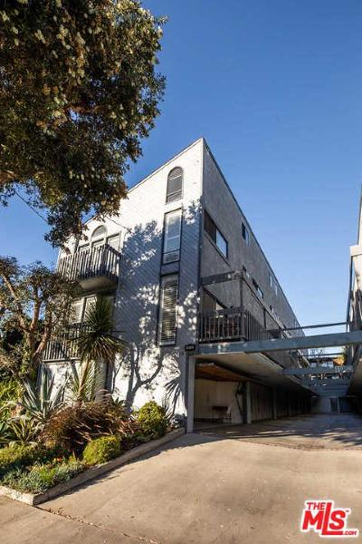 Santa Monica Condo/Townhouse For Sale: 2613 6th Street #1