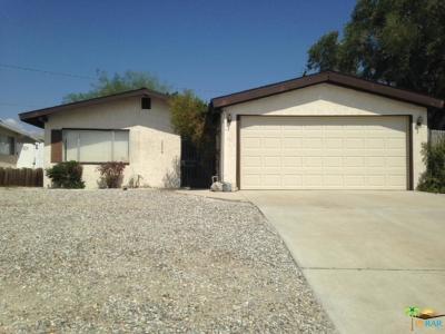 Desert Hot Springs Single Family Home For Sale: 13350 Calle Amapola