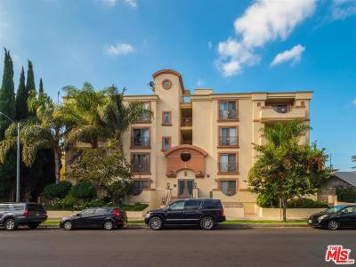 Los Angeles County Condo/Townhouse For Sale: 1621 Barry Avenue #305