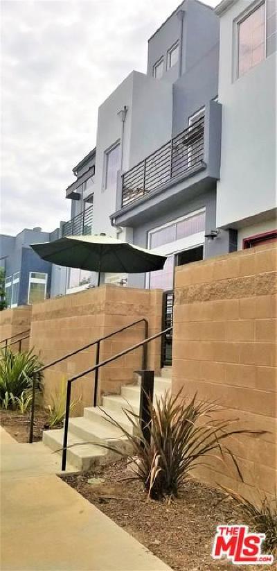 Condo/Townhouse For Sale: 5350 Playa Vista Drive #19