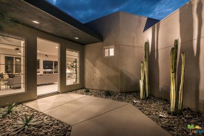 Palm Springs Single Family Home For Sale: 1529 Ava Court