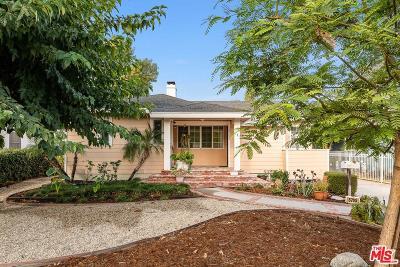 Single Family Home For Sale: 5705 Columbus Avenue