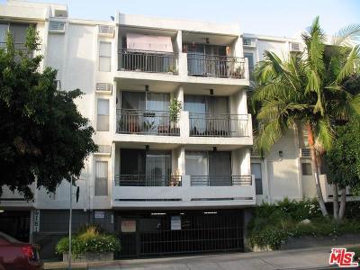 Los Angeles Condo/Townhouse For Sale: 6151 Orange Street #121