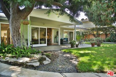 Los Angeles Single Family Home For Sale: 3239 Club Drive