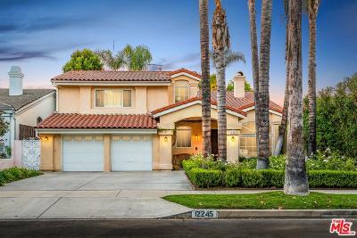 Valley Village Single Family Home For Sale: 12245 La Maida Street