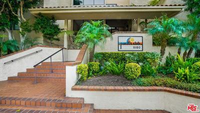 Playa Del Rey Condo/Townhouse For Sale: 8180 Manitoba Street #253