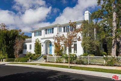 Pacific Palisades Single Family Home For Sale: 16105 Northfield Street