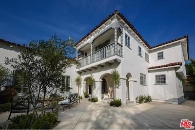 Beverly Hills Rental For Rent: 336 El Camino Drive