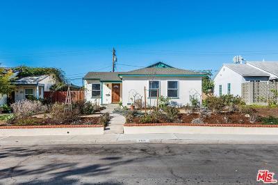 El Segundo Single Family Home For Sale: 1121 East Acacia Avenue