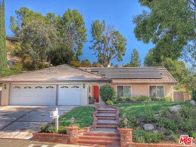 Granada Hills Single Family Home For Sale: 17360 Angelaine Way