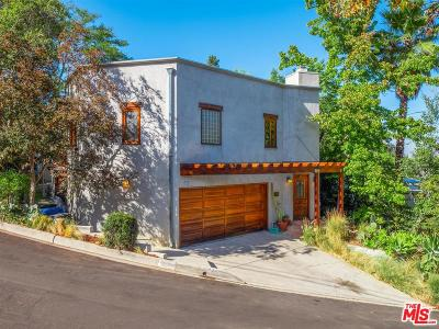 Los Angeles County Single Family Home For Sale: 2145 Sunset Crest Drive