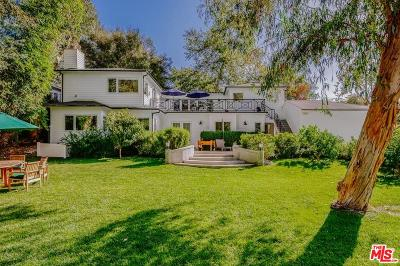 Studio City Single Family Home For Sale: 4107 Troost Avenue