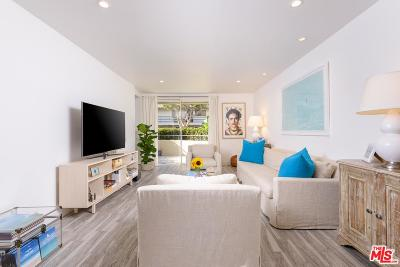 Santa Monica Condo/Townhouse Sold: 2950 Neilson Way #208