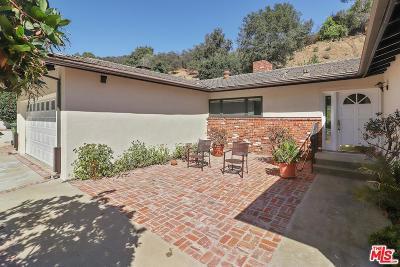Rental For Rent: 3534 Mandeville Canyon Road