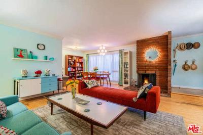 Santa Monica Condo/Townhouse For Sale: 1021 Hill Street #2