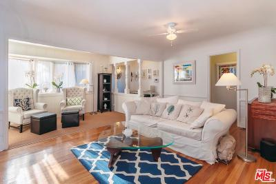 Burbank Single Family Home For Sale: 218 North Fairview Street