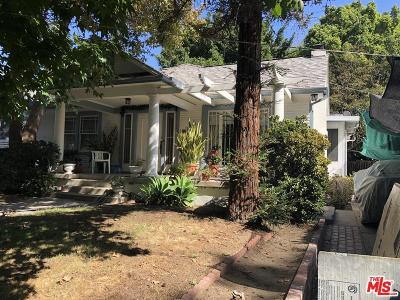 Los Angeles County Single Family Home For Sale: 1428 North Ogden Drive