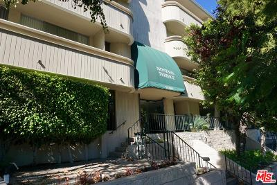 Los Angeles County Condo/Townhouse For Sale: 11645 Montana Avenue #208