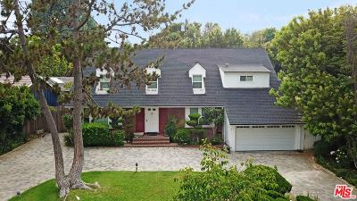 Los Angeles County Single Family Home For Sale: 135 North Canyon View Drive