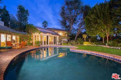 Beverly Hills Single Family Home For Sale: 9051 Briarcrest Lane