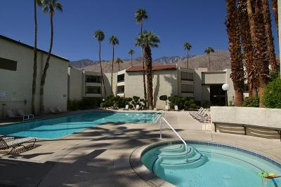 Palm Springs Condo/Townhouse For Sale: 1552 South Camino Real #329